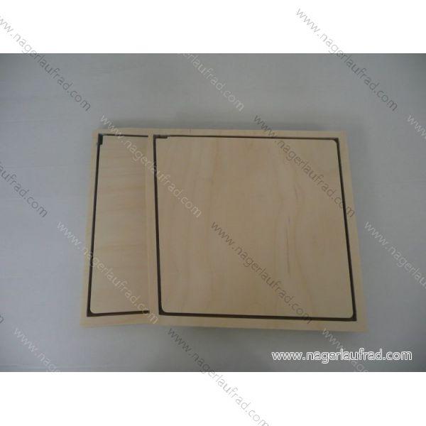 Seitendeckel CKH D  100 für Chinchilla Kühlhaus 1 Paar