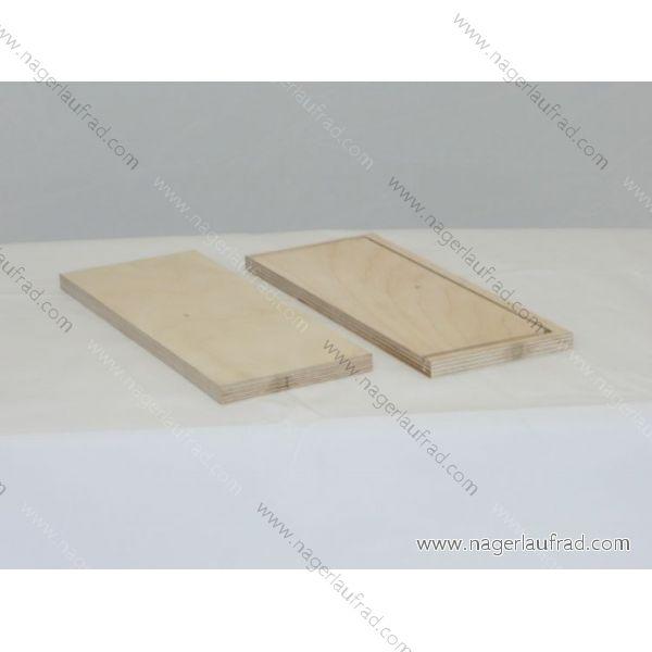 Seitendeckel CBH   350 D    für Chinchilla Badehaus 1 Paar