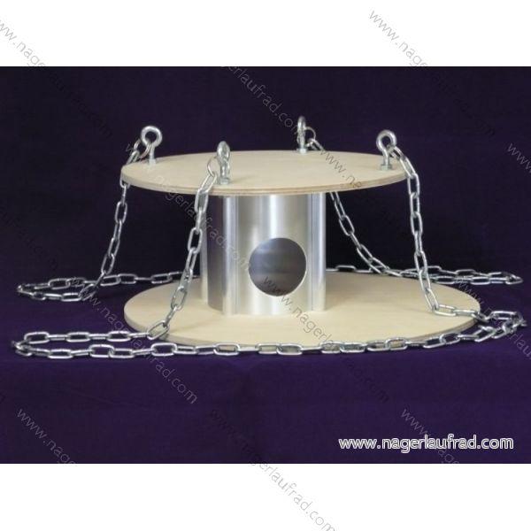 Hamster Bungalow Art.Nr.HBK 320 - 260 Kettenaufhängung mit Kabelbinder.