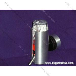 Magnetischer Trinkflaschen  Halter WS  75 mit 75 ml Flasche für Terrarien.